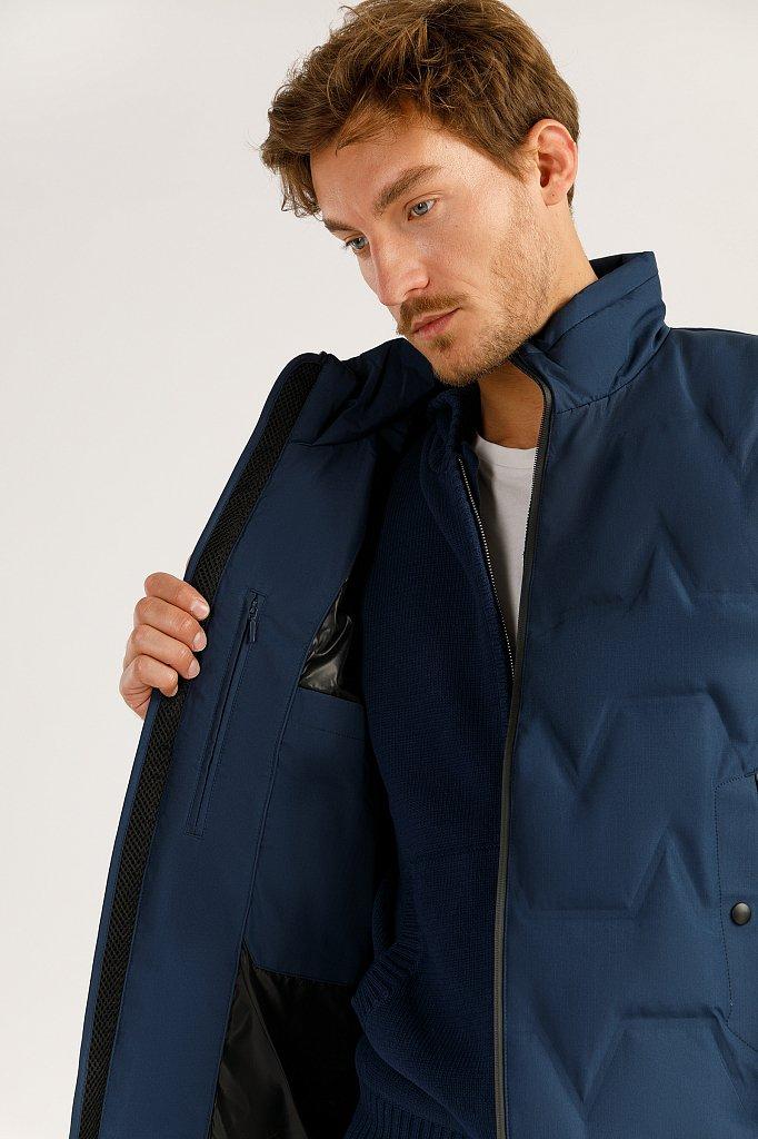 Куртка мужская, Модель A19-42028, Фото №6