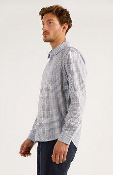 Верхняя сорочка мужская, Модель A19-21025, Фото №2