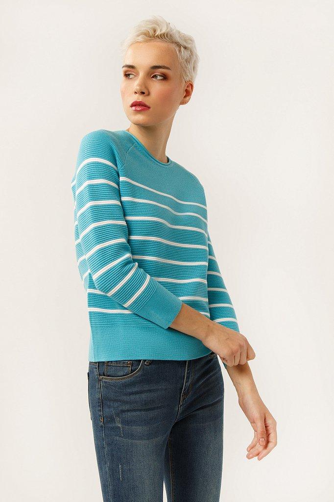 Джемпер женский, Модель A19-11104, Фото №3