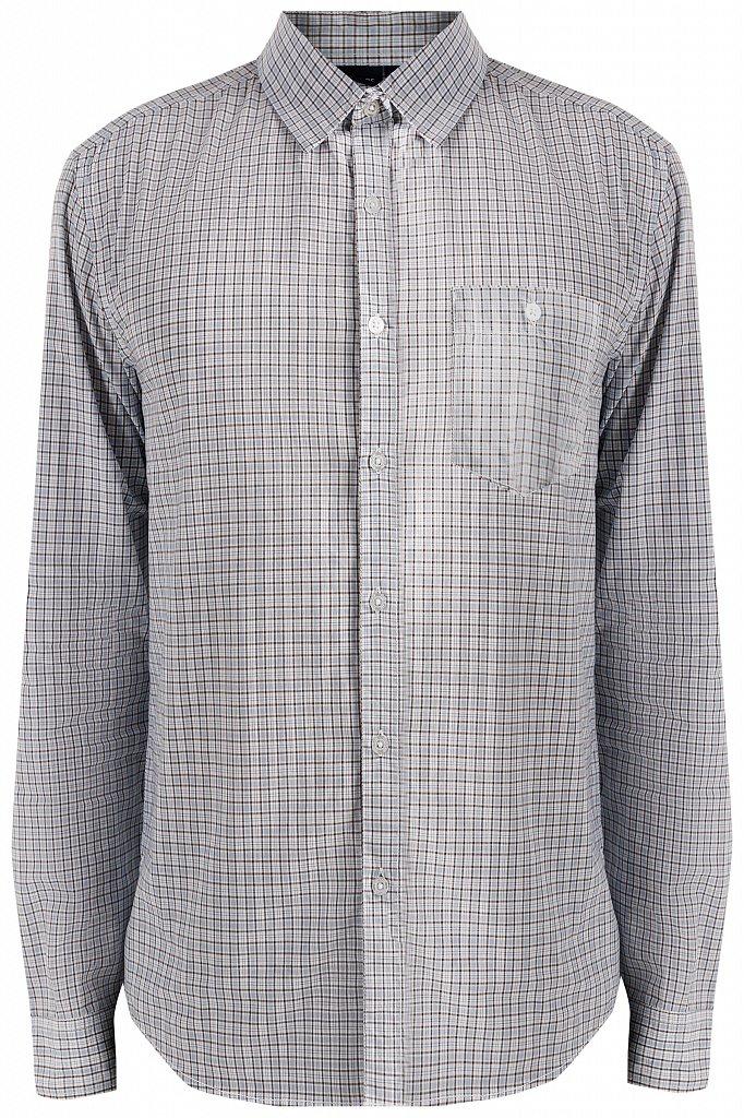 Рубашка мужская, Модель A19-21025, Фото №5