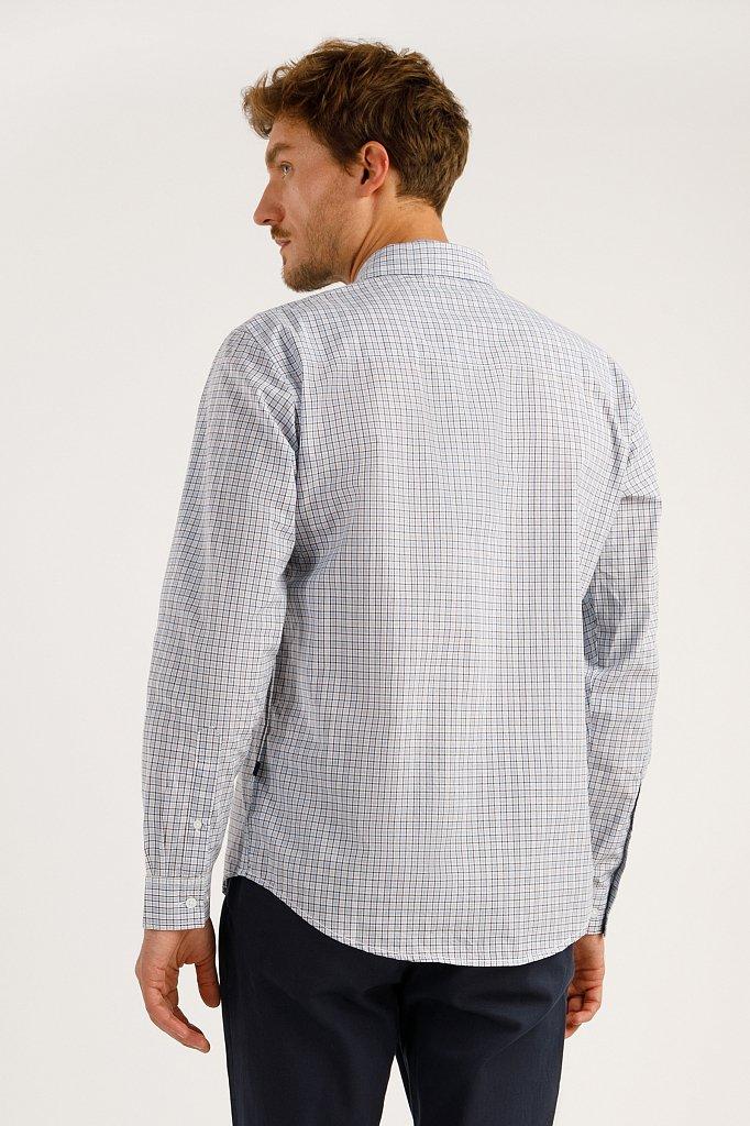 Верхняя сорочка мужская, Модель A19-21025, Фото №3