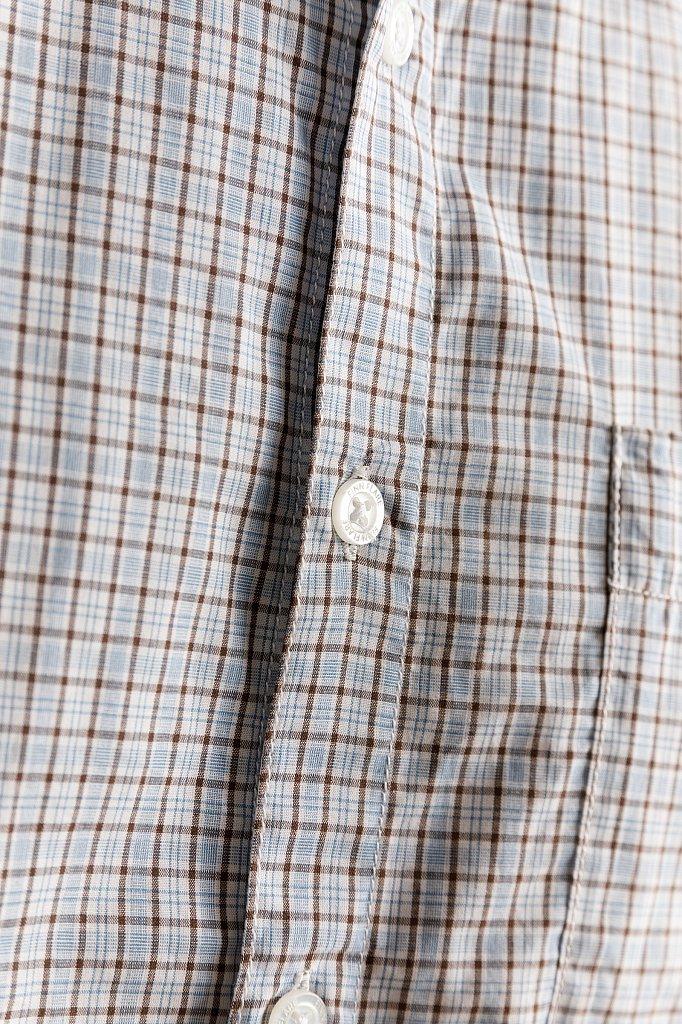 Верхняя сорочка мужская, Модель A19-21025, Фото №4