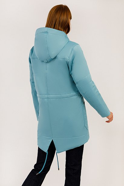 Куртка женская, Модель A19-11028, Фото №4