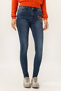 Брюки женские (джинсы), Модель A19-15008, Фото №3
