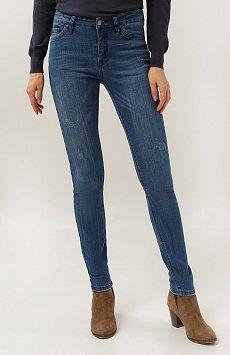 Брюки женские (джинсы) A19-15001