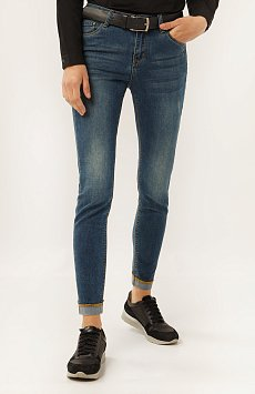 Брюки женские (джинсы), Модель A19-15004, Фото №2