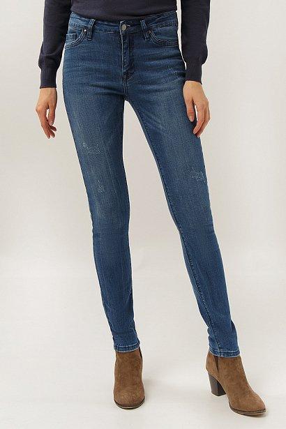 Брюки женские (джинсы), Модель A19-15001, Фото №1