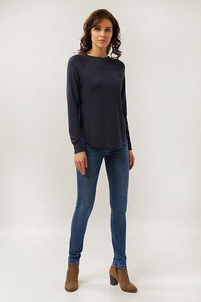 Брюки женские (джинсы), Модель A19-15001, Фото №2