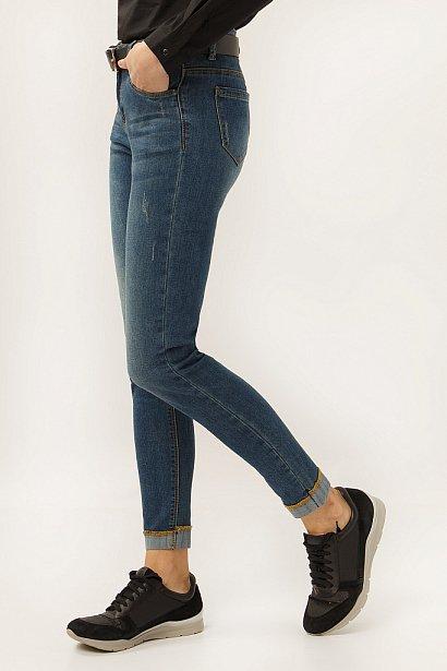 Брюки женские (джинсы), Модель A19-15004, Фото №3