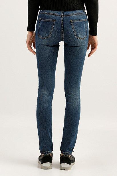 Брюки женские (джинсы), Модель A19-15005, Фото №4