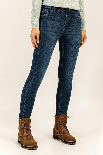 Брюки женские (джинсы), Модель A19-15009, Фото №3