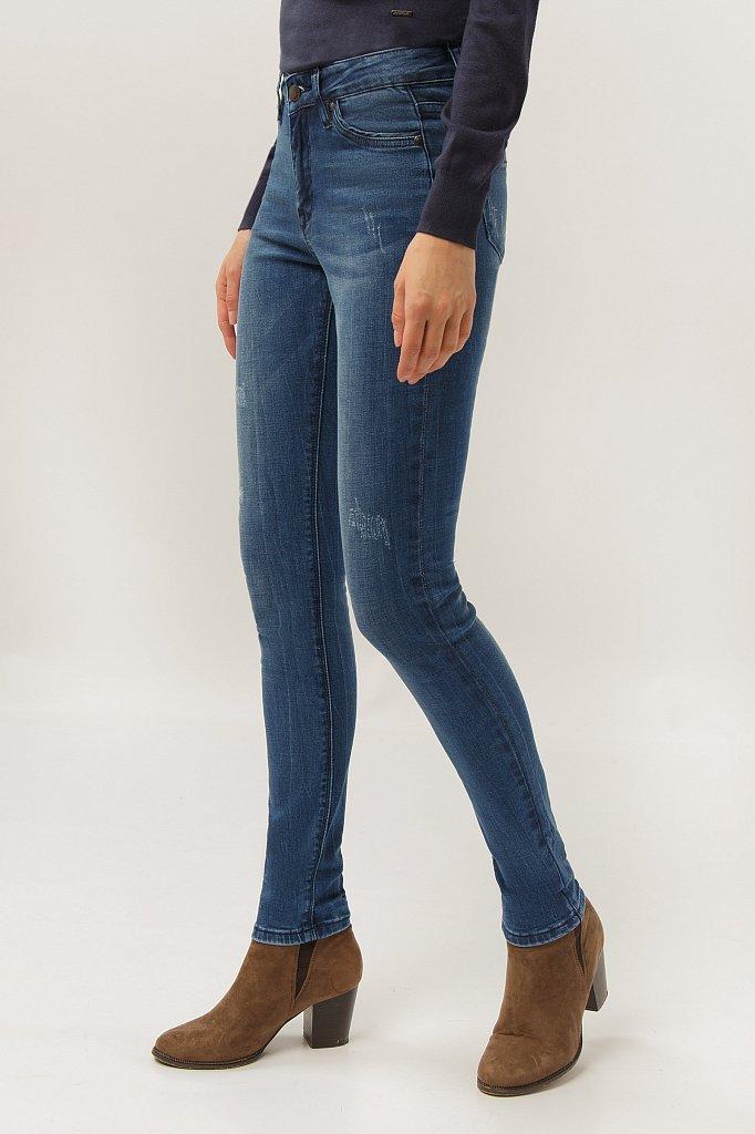 Джинсы женские, Модель A19-15001, Фото №3