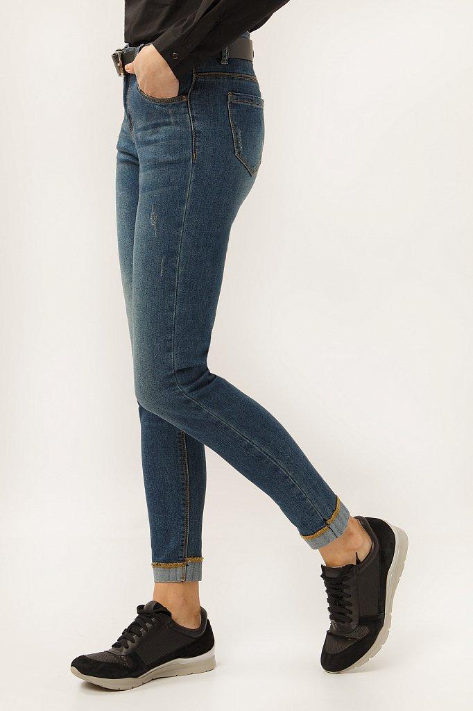 Джинсы женские, Модель A19-15004, Фото №3