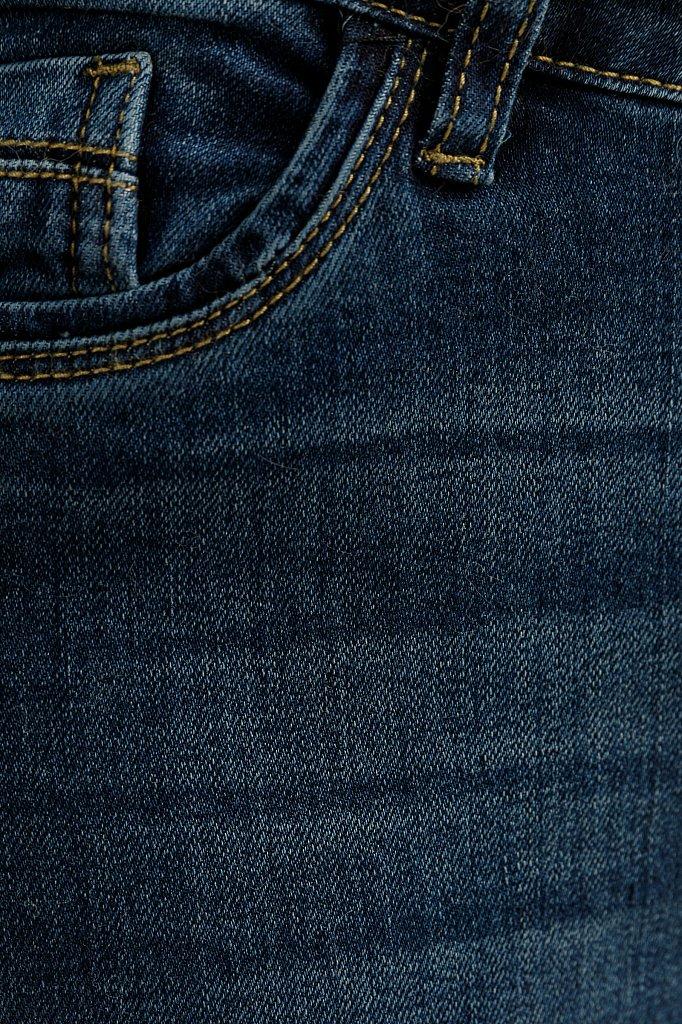 Джинсы женские, Модель A19-15009, Фото №5