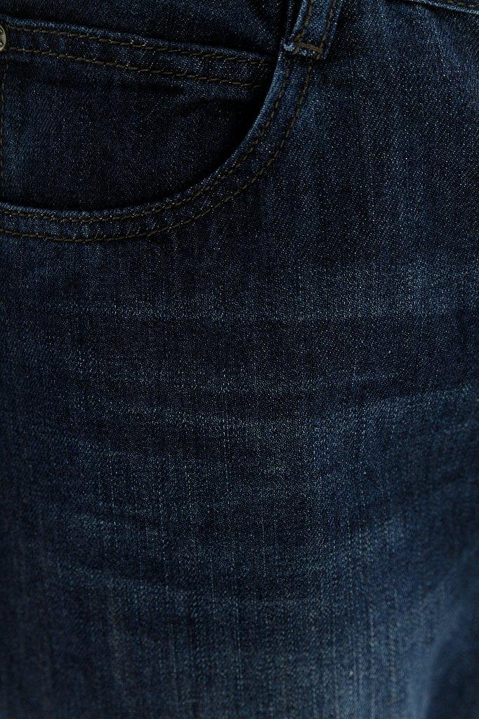 Джинсы мужские, Модель A19-25004, Фото №5