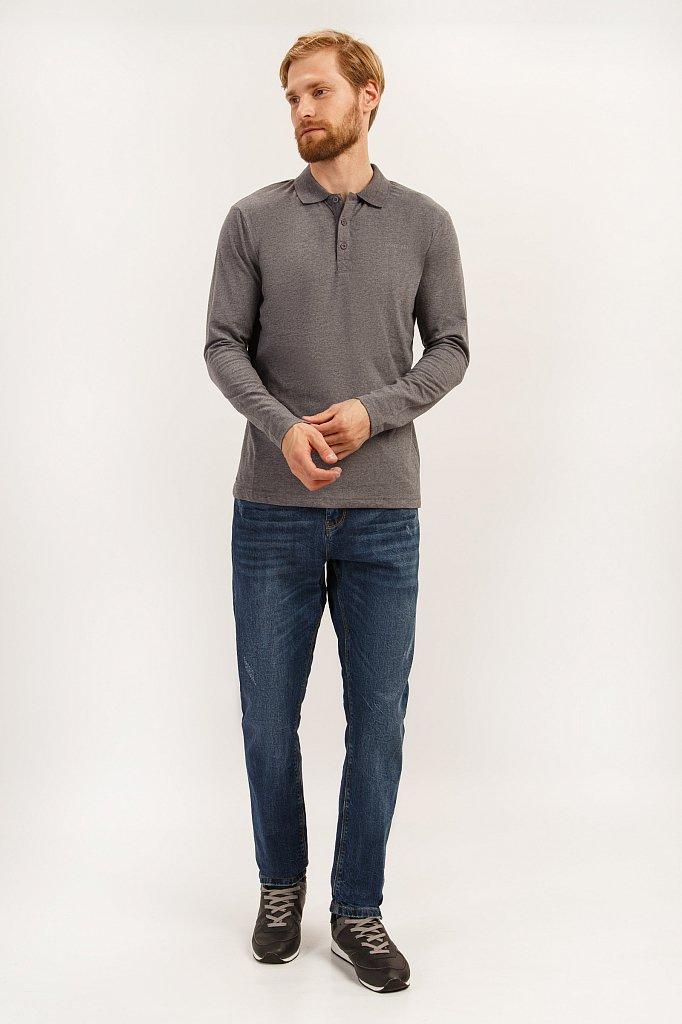 Джинсы мужские, Модель A19-25008, Фото №2