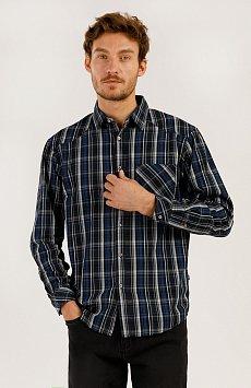 Верхняя сорочка мужская, Модель A19-22037, Фото №1
