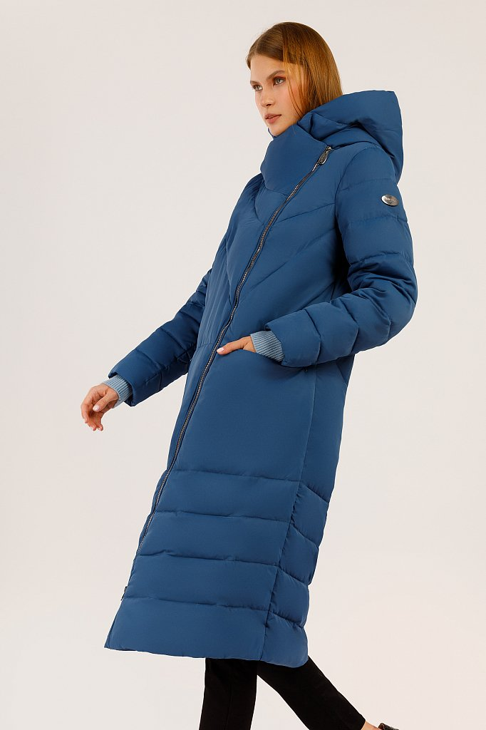 Пальто женское, Модель A19-12010, Фото №1