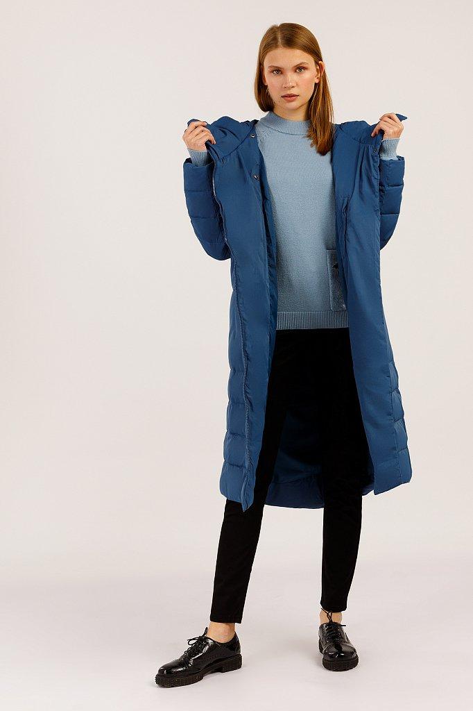 Пальто женское, Модель A19-12010, Фото №2