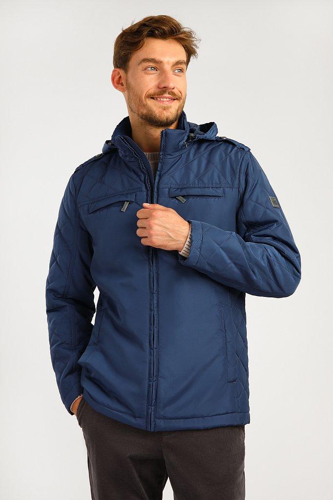 Куртка мужская, Модель A19-22012, Фото №1