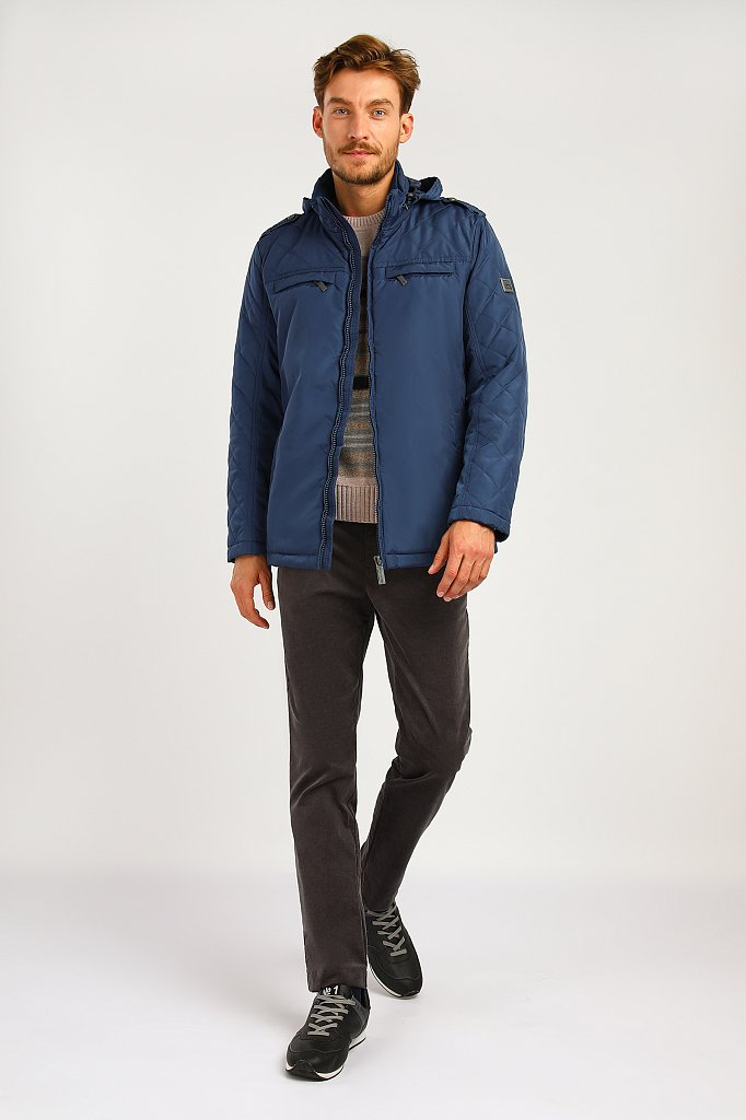Куртка мужская, Модель A19-22012, Фото №2