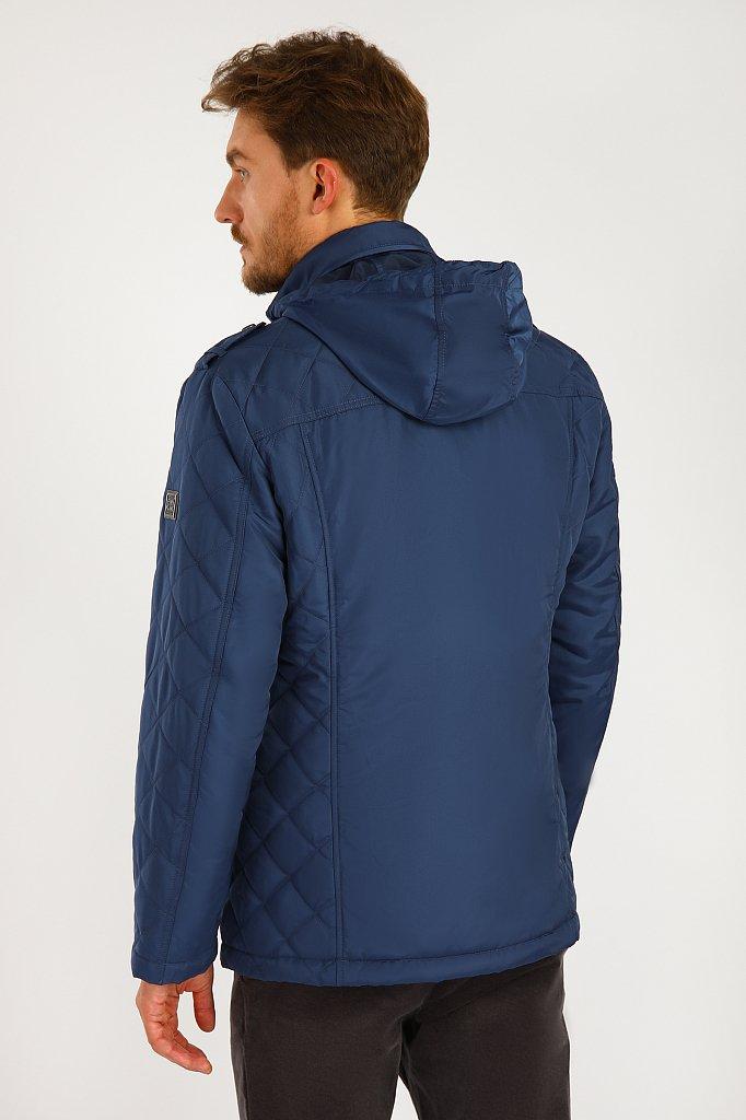 Куртка мужская, Модель A19-22012, Фото №4