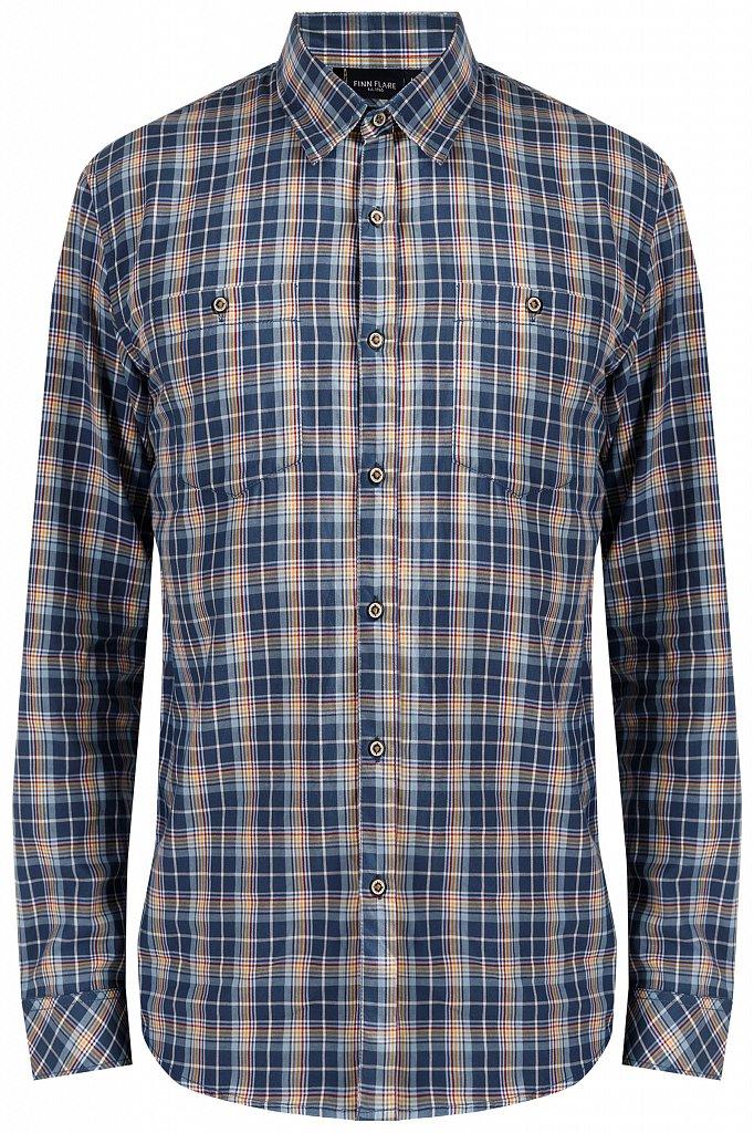 Верхняя сорочка мужская, Модель A19-22026, Фото №6