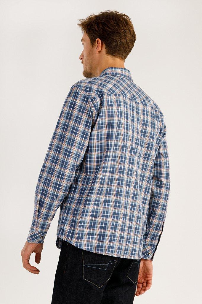 Верхняя сорочка мужская, Модель A19-22026, Фото №4