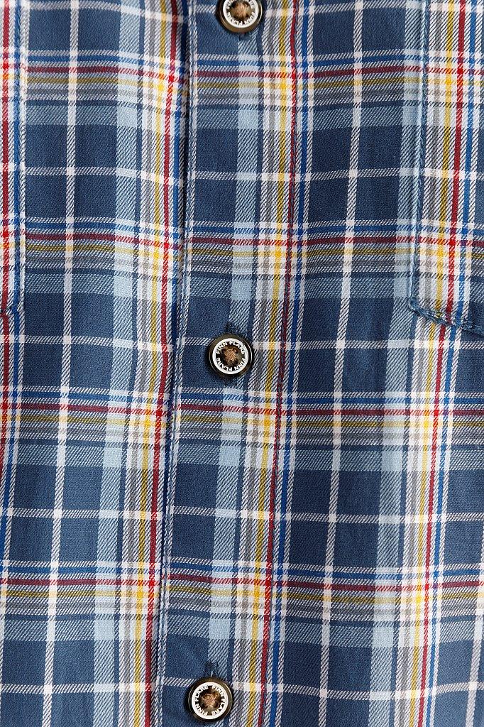 Верхняя сорочка мужская, Модель A19-22026, Фото №5