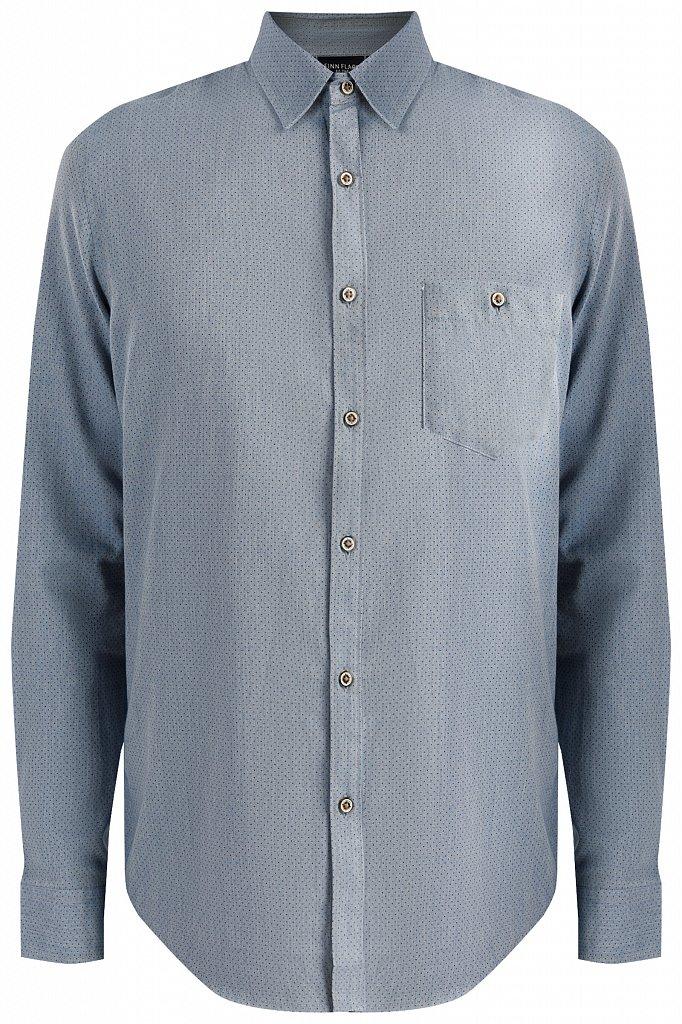 Рубашка мужская, Модель A19-22034, Фото №7