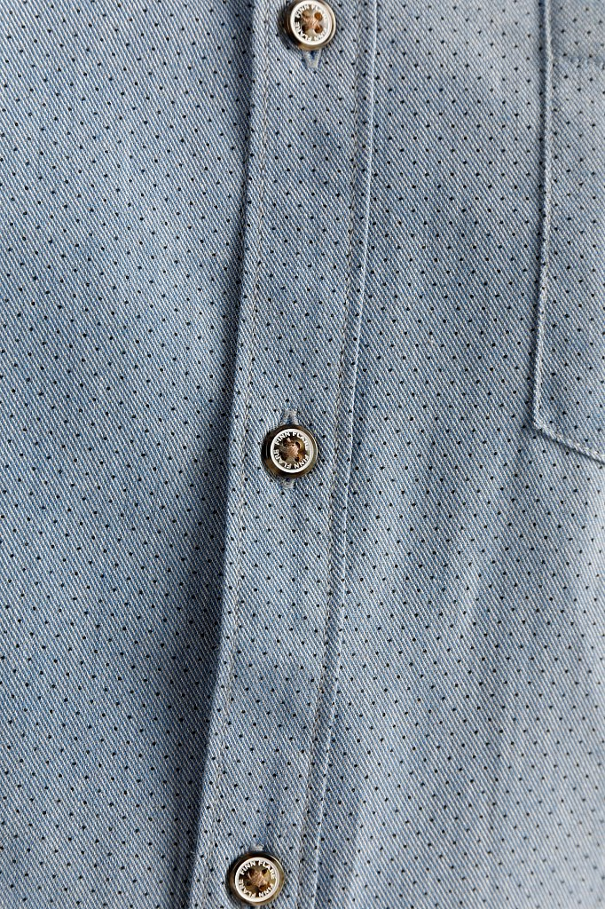 Рубашка мужская, Модель A19-22034, Фото №6