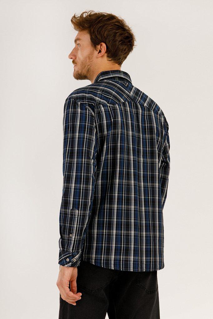Верхняя сорочка мужская, Модель A19-22037, Фото №4