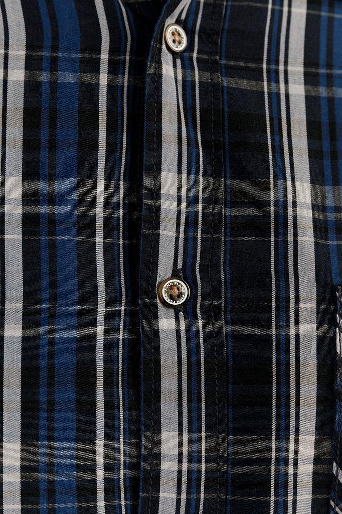 Верхняя сорочка мужская, Модель A19-22037, Фото №5