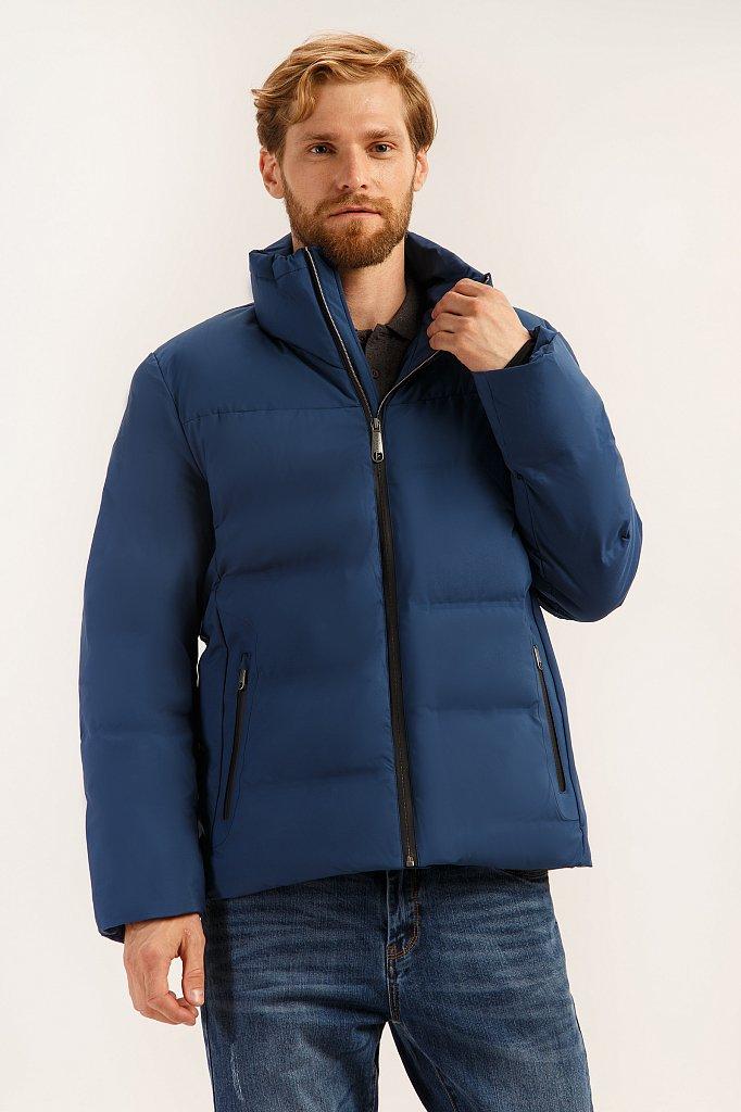 Куртка мужская, Модель A19-22040, Фото №1