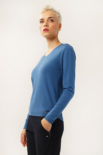 Джемпер женский, Модель A19-11101, Фото №3