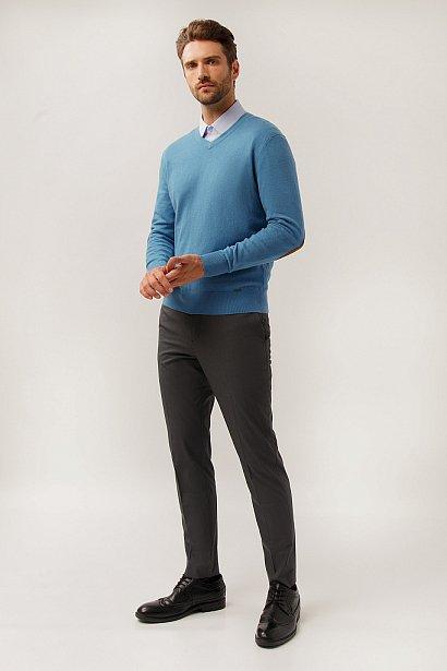 Джемпер мужской, Модель A19-21101, Фото №2