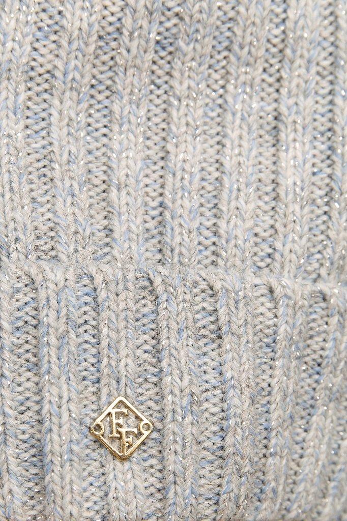 Шапка женская, Модель A19-11176, Фото №4