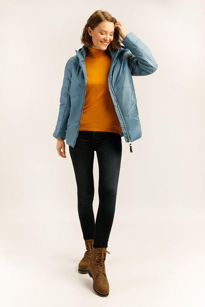 Куртка женская, Модель A19-12003, Фото №2