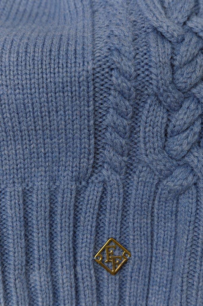 Шапка женская, Модель A19-12140, Фото №4