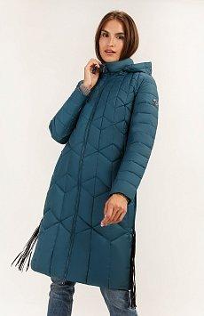 Пальто женское, Модель A19-32057, Фото №1