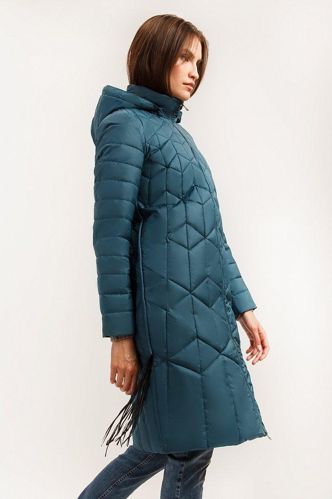 Пальто женское, Модель A19-32057, Фото №3