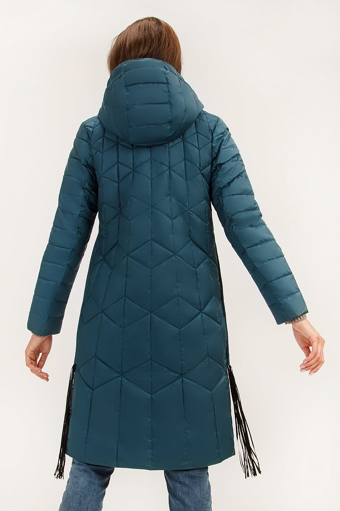 Пальто женское, Модель A19-32057, Фото №4