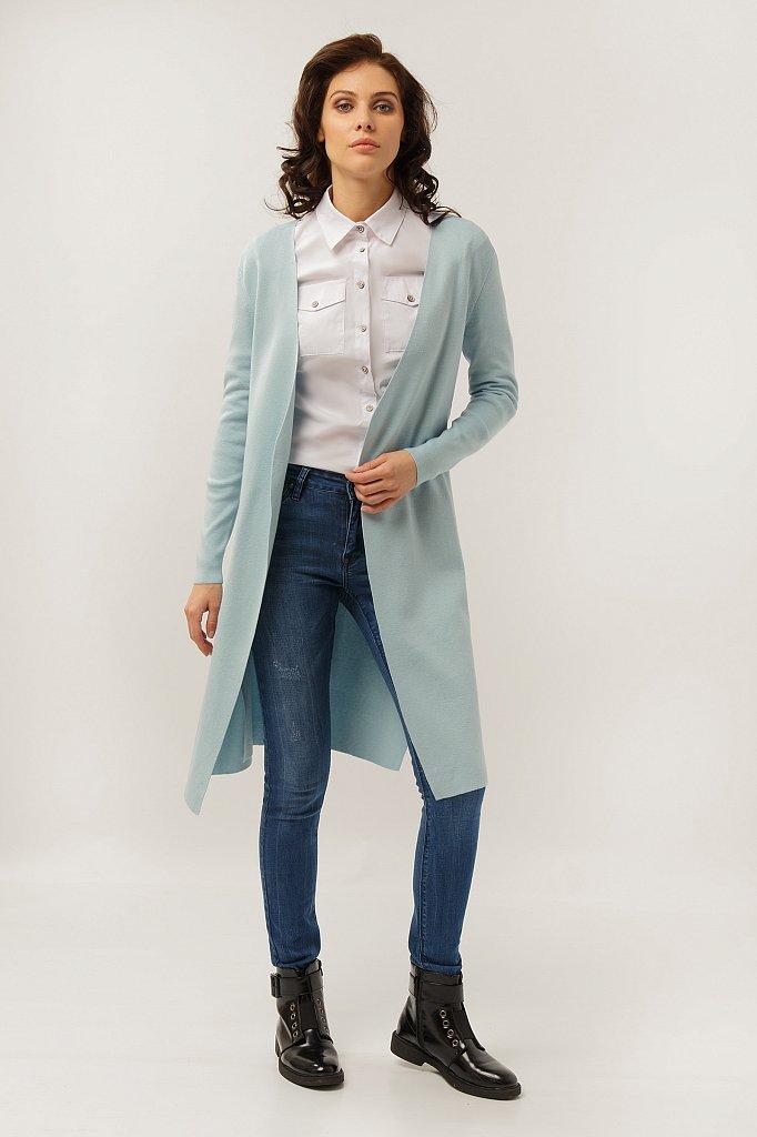Пальто женское, Модель A19-11107, Фото №2
