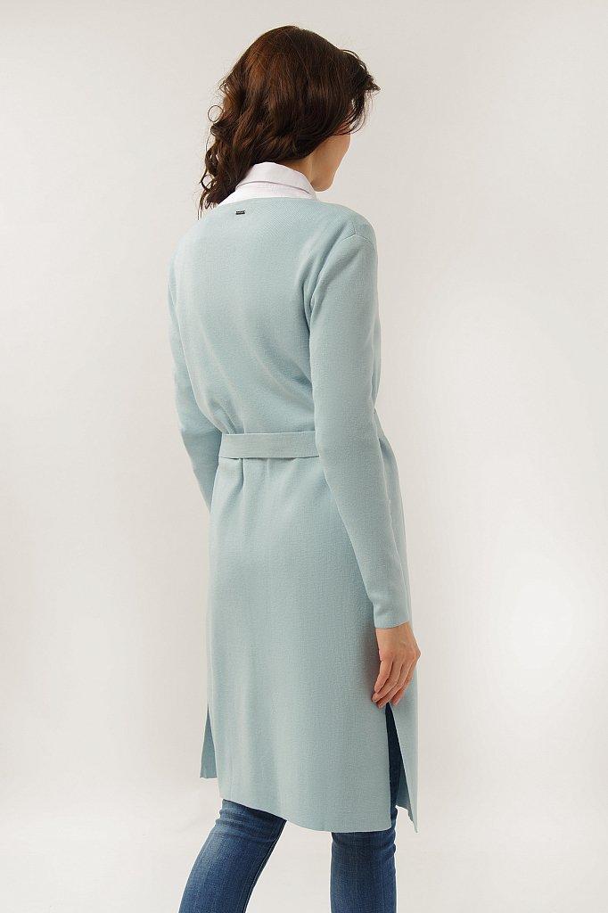 Пальто женское, Модель A19-11107, Фото №4