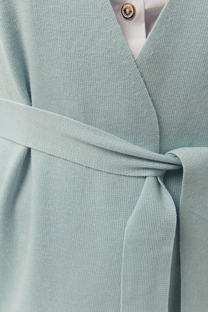 Пальто женское, Модель A19-11107, Фото №5