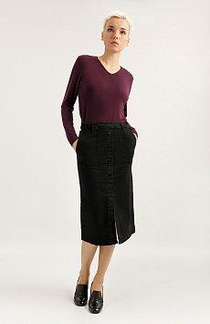 Юбка женская, Модель A19-15010, Фото №1