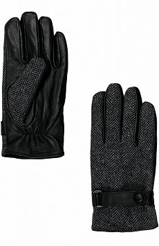 Перчатки мужские, Модель A19-21303, Фото №1