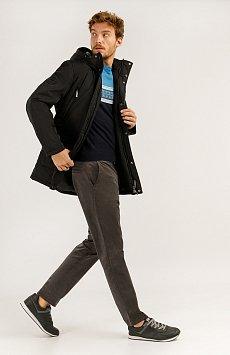 Полупальто мужское, Модель A19-22008, Фото №2