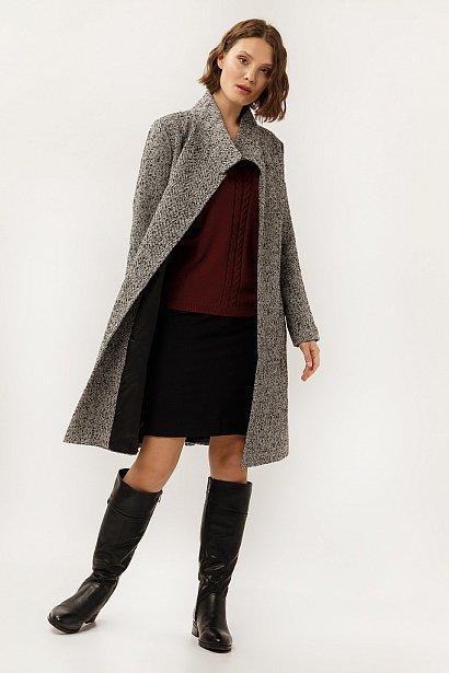 Пальто женское, Модель A19-11002, Фото №2