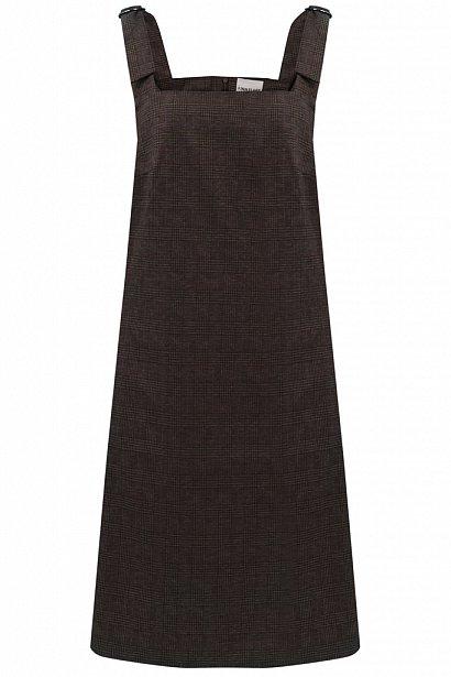 Платье (сарафан) трик  женское, Модель A19-11080, Фото №6